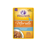 Wellness Healthy Indulgence Morsels with Turkey & Duck in Savory Sauce