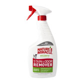 Nature's Miracle | Stain & Odour | 3 in 1 Pet Odour Destroyer | Unscented | 946ml